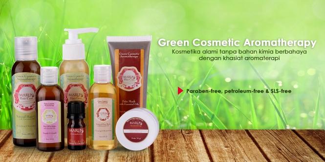 kosmetik alami aman herbal