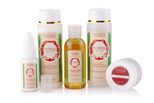 kosmetik alami yang aman