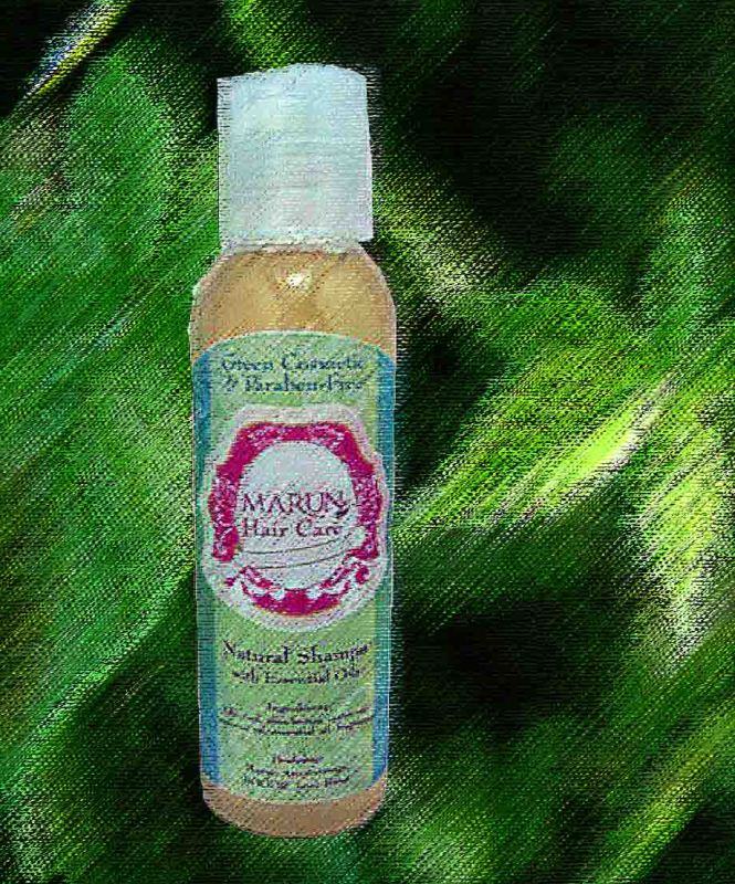 shampo alami